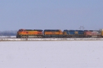 BNSF 4844 west